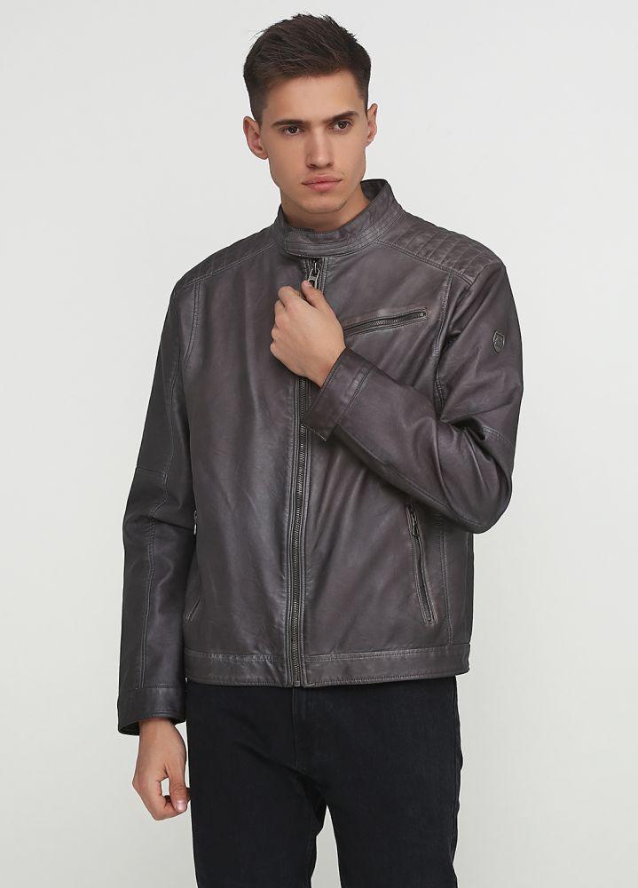 """Куртка """"Lerros"""" серая"""