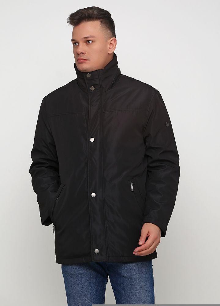 """Куртка мужская черная  """"Thomas Goodwin"""" 2"""
