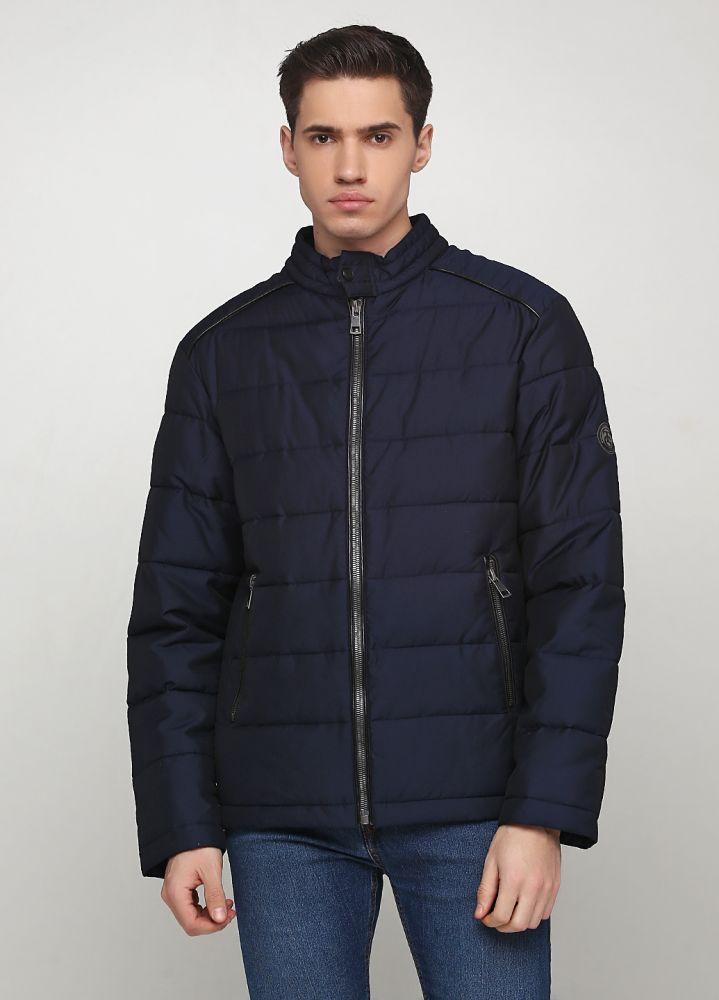 """Курточка мужская темно-синяя демисезонная """"Thomas Goodwin"""" (2)"""