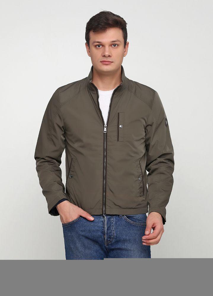 Курточка мужская демисезонная Thomas Goodwin оливковая