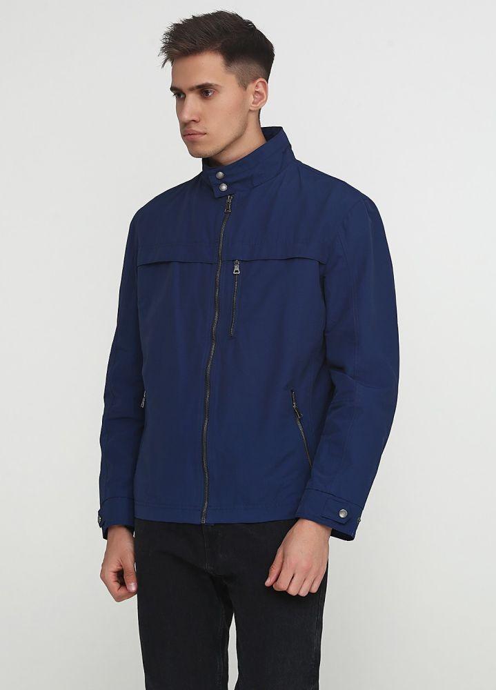 "Куртка мужская темно-синяя ""Thomas Goodwin"" (royal blue)"