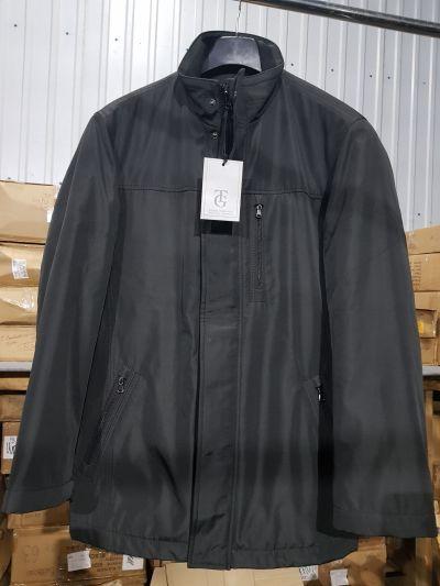 Куртка мужская черная демисезонная Thomas Goodwin 4