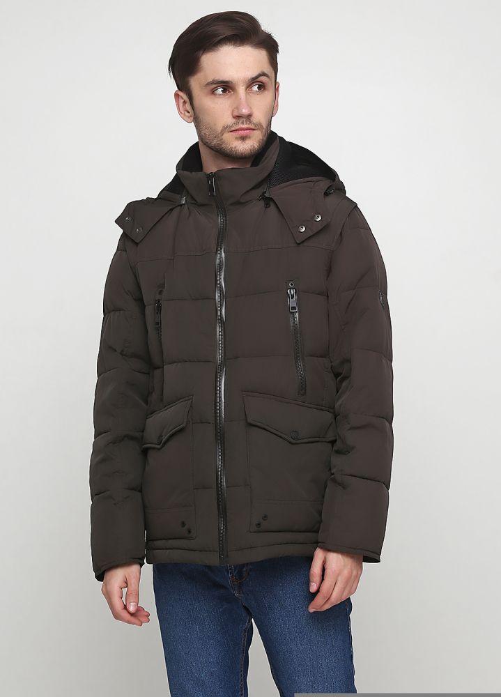 "Куртка мужская оливковая  ""Thomas Goodwin"" 1"
