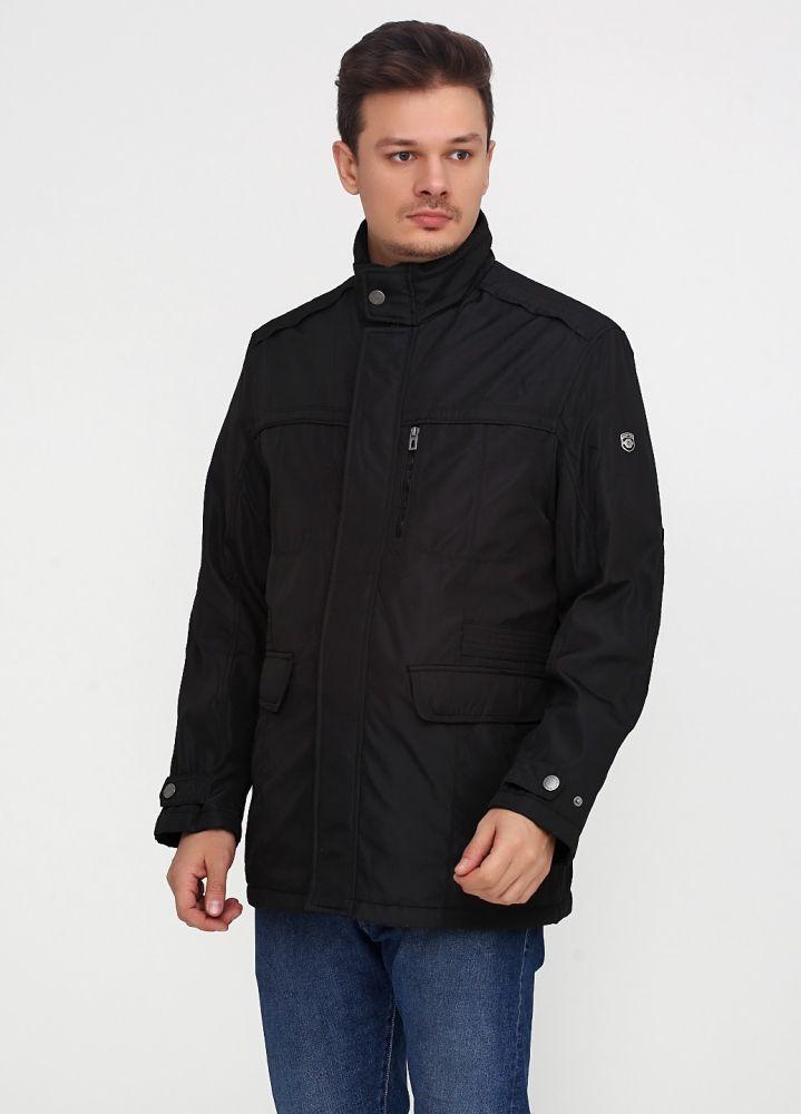 Курточка мужская демисезонная Bexleys черная