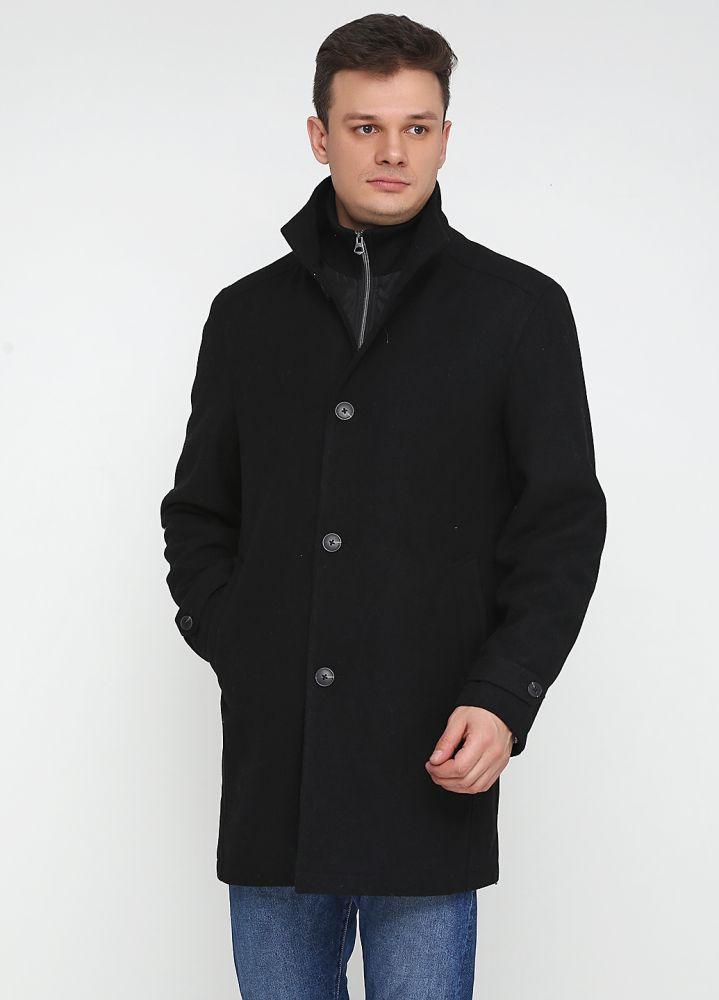 """Пальто """"Bexleys"""" черное"""