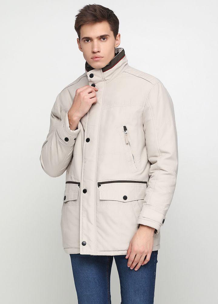 Курточка мужская демисезонная A.W. DUNMORE бежевая