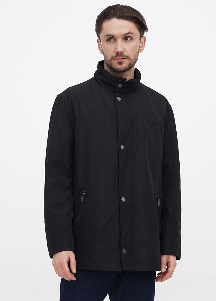 """Куртка мужская черная демисезонная """"A.W. Dunmore"""" (3)"""