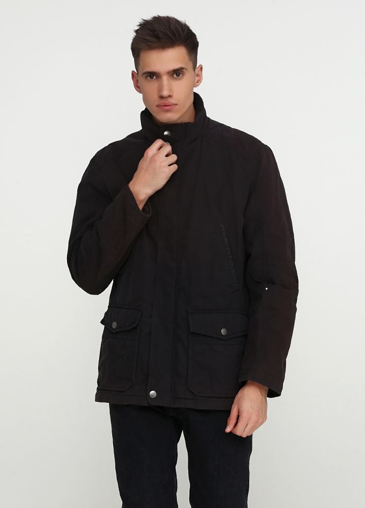 Куртка мужская демисезонная Kaiser темно-серая