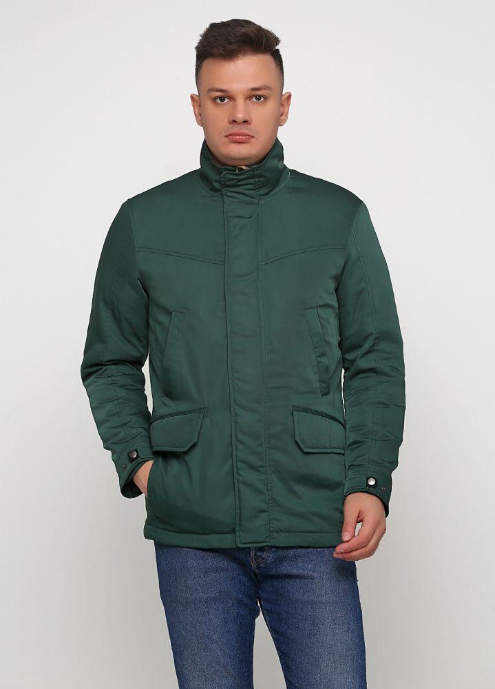 Курточка мужская демисезонная Kaiser зеленая