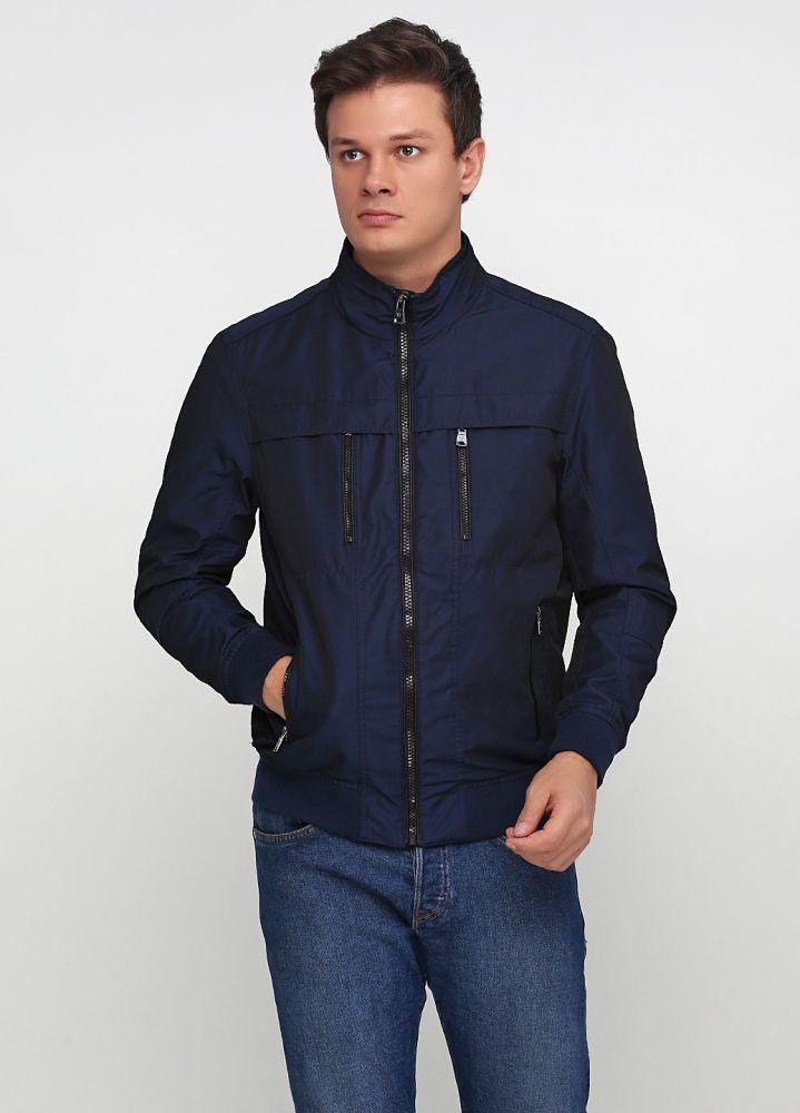 Курточка мужская демисезонная WestBury темно-синяя