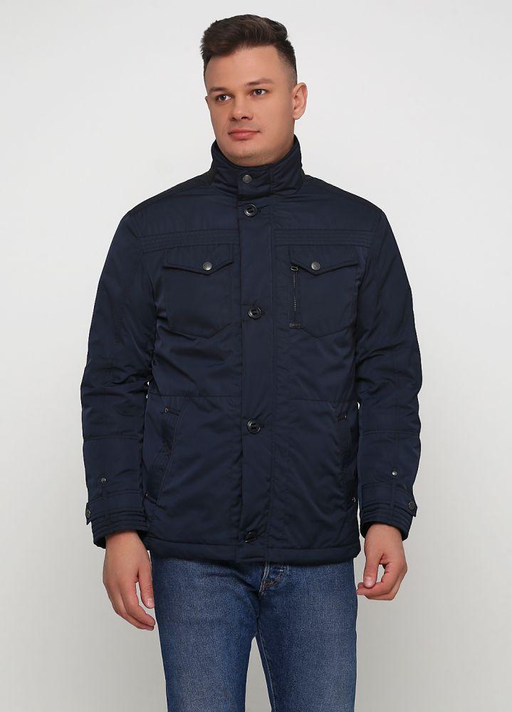 Куртка мужская демисезонная GIORGIO темно-синяя