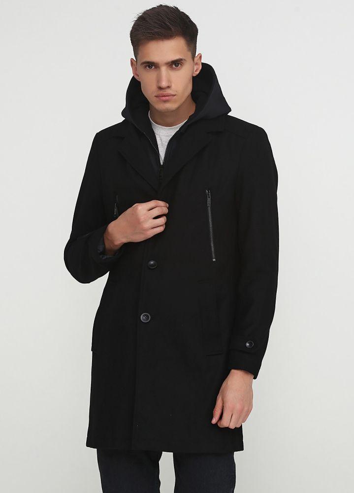 "Пальто ""Angelo Litrico"" черное"