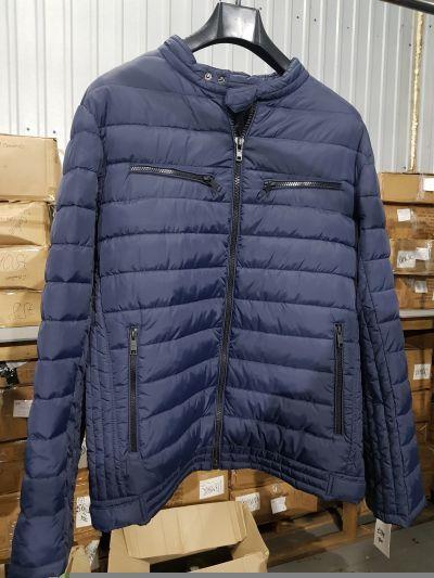 Куртка мужская темно-синяя ALCW