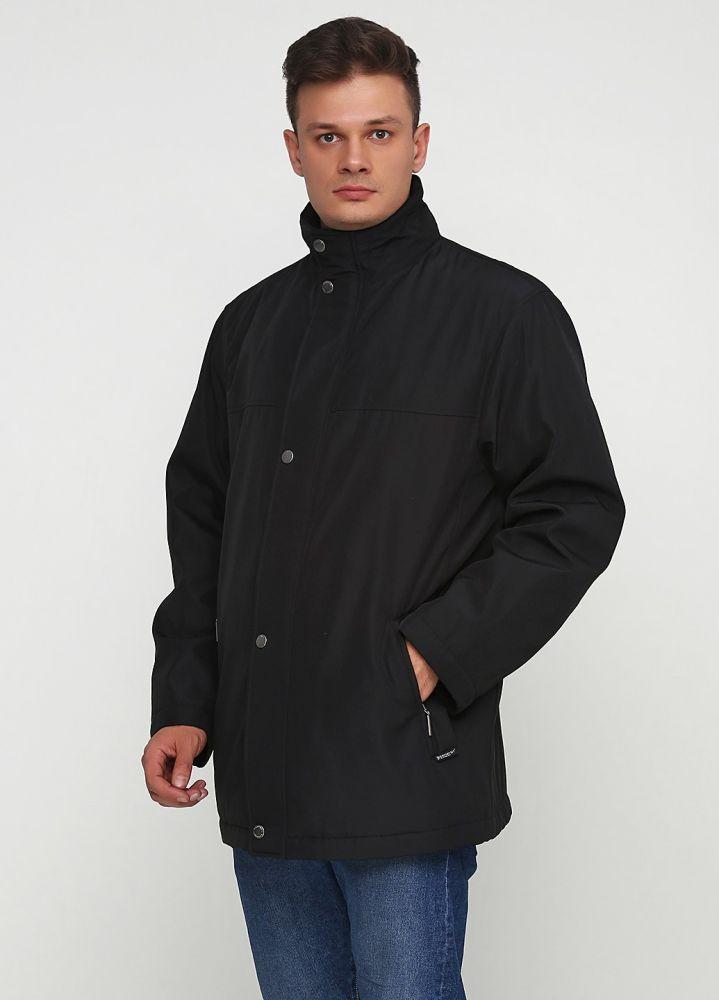Курточка мужская демисезонная Carlo Comberti черная