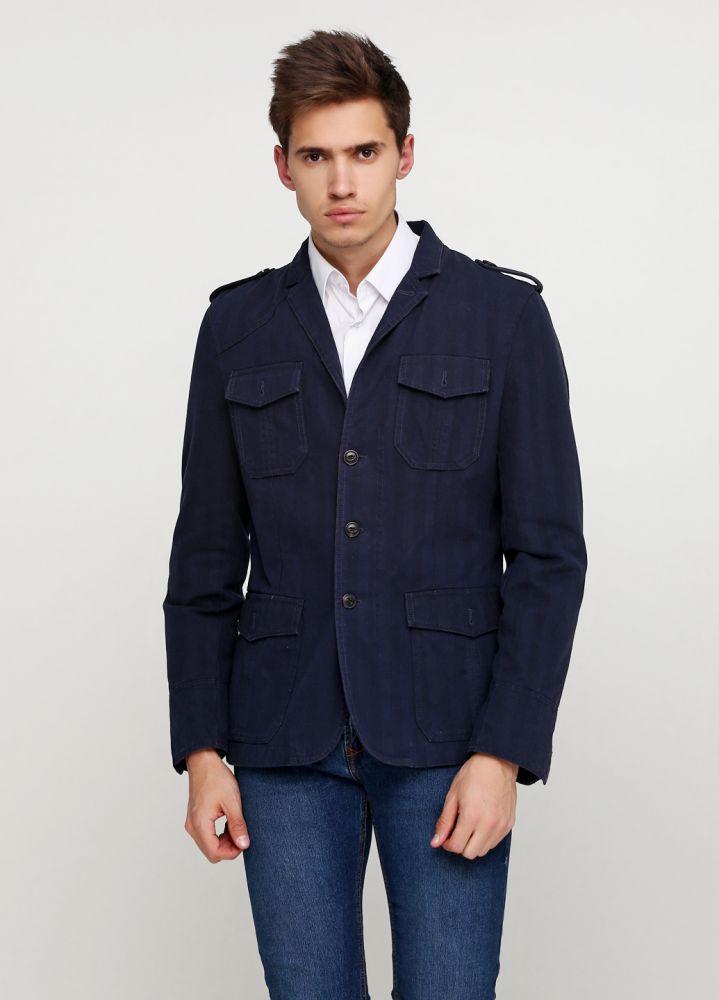 "Куртка ""We"" темно-синяя"
