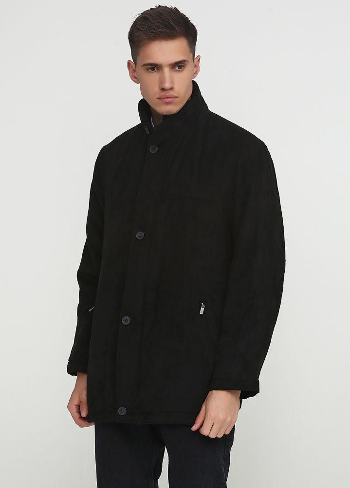 """Куртка """"James B. Cook"""" черная"""